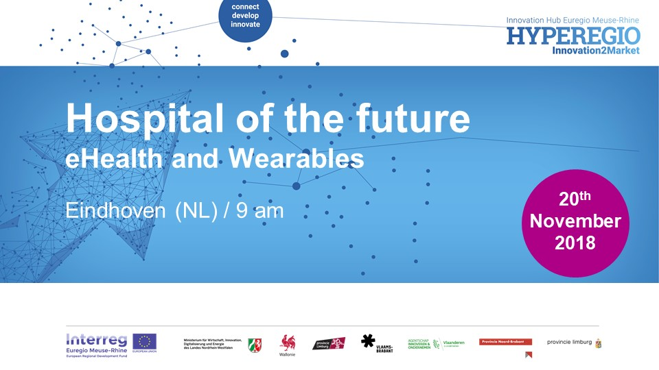 Hospital of the future - eHealth & Wearables
