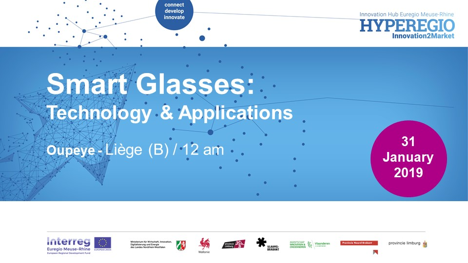 B2B BROKERAGE WORKSHOP SMART GLASSES: TECHNOLOGY & APPLICATIONS