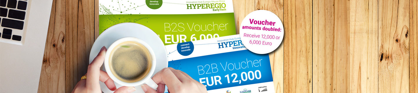 Voucher amounts doubled: Get your 6,000 B2S or your 12,000 B2B voucher!