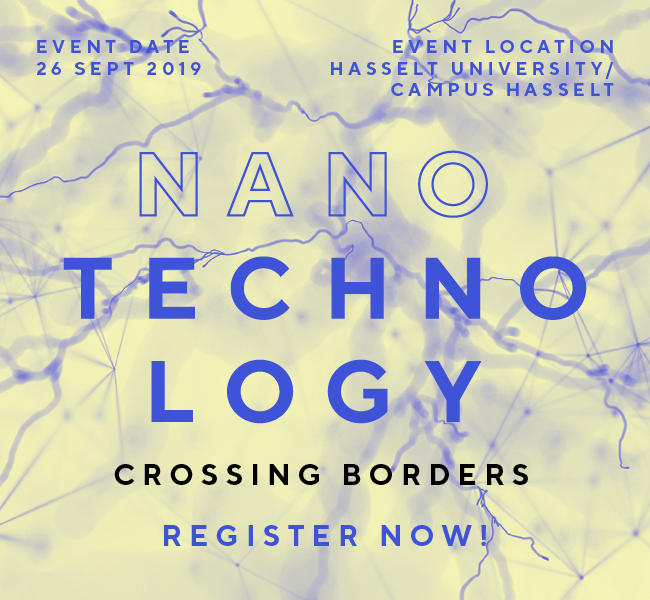 Nanotechnology Crossing Borders 2019