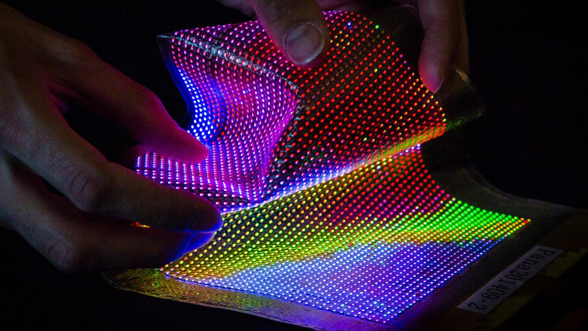 Flexible Electronics and Smart Textiles
